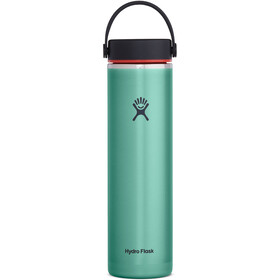 Hydro Flask Wide Mouth Trail Lightweight Drinkfles met Flex Cap 709ml, topaz